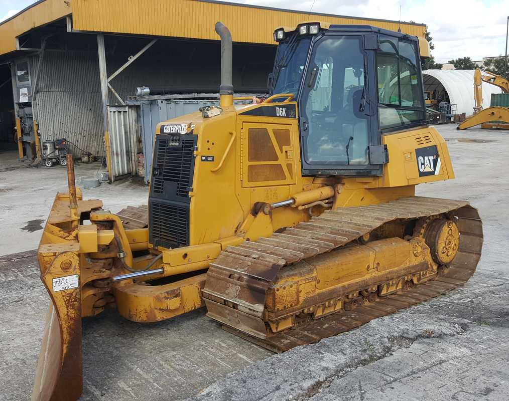 Caterpillar D6K XL